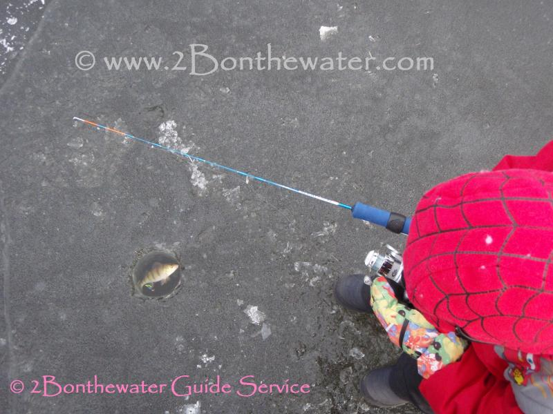 2bonthewater Guide Service Reports December 22 2010 Fished Antietam Lake Again Theentire