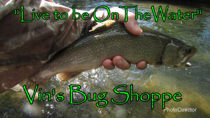 brook trout, crayfish jigs, crayfish fly, crayfish lures, PA state fish